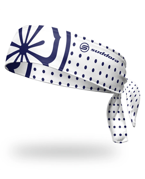 Daniel-San Lotus Tie Headband