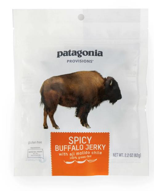 Spicy Buffalo Jerky