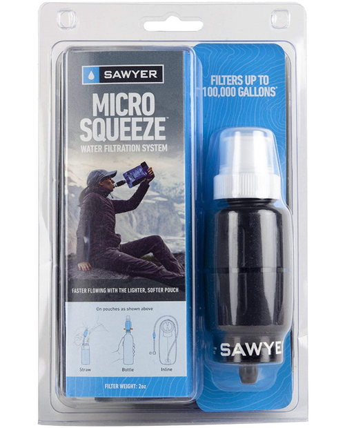 Sawyer Microsqueeze Water Filter
