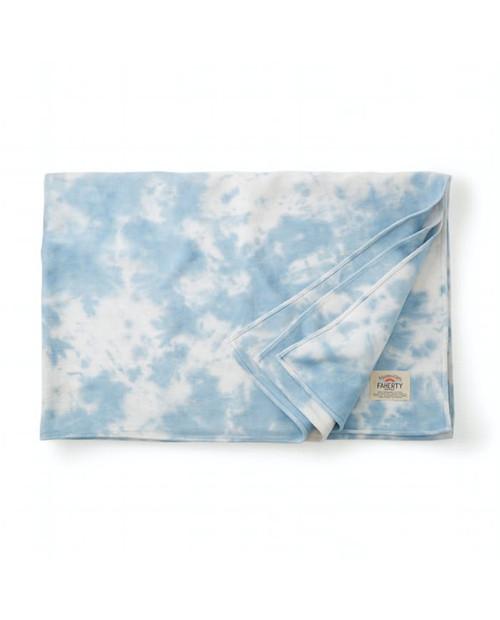FAHERTY Tie-Dye Blanket
