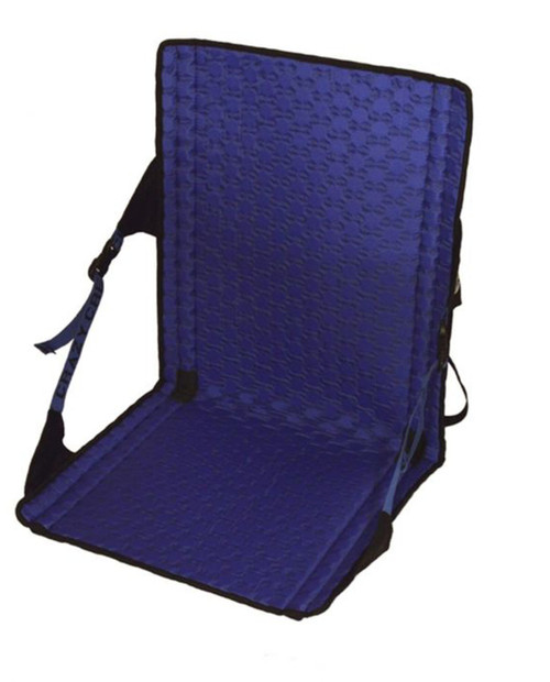 CRAZY CREEK Longback Chair in Blue