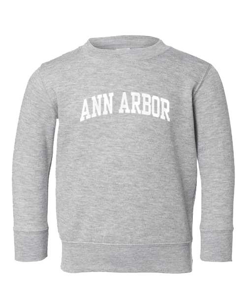 Toddlers Ann Arbor Vintage Sweatshirt
