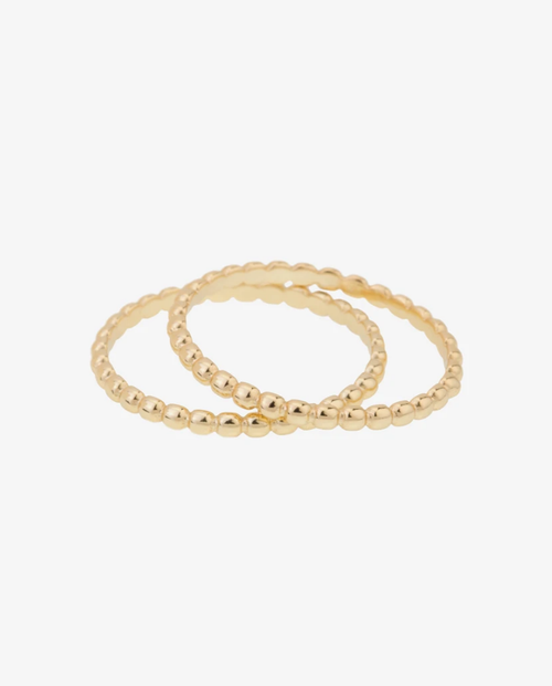 Womens Pebble Ring