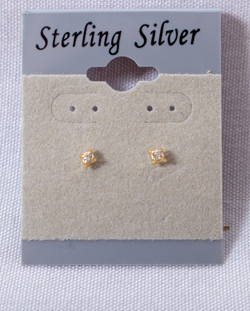 Asst Rhinestone Earrings