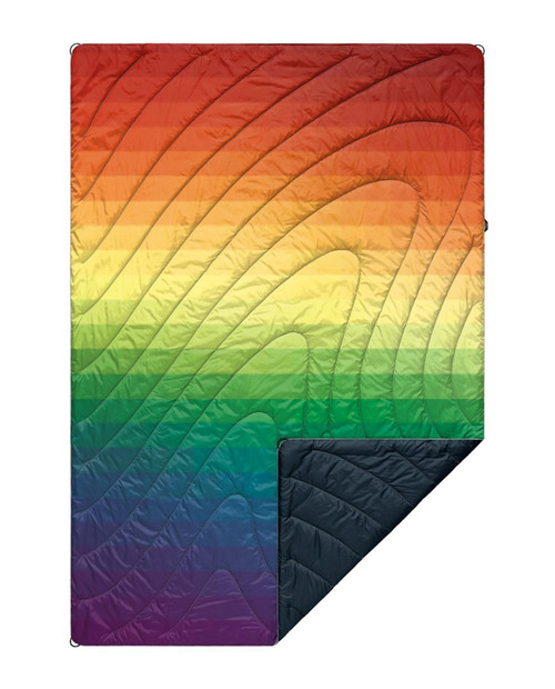 RUMPL Original Puffy in Rainbow Fade 1 Person