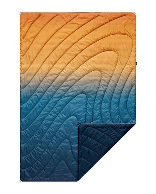 Rumpl Printed Puffy Blanket - Sunset Fade - 1P