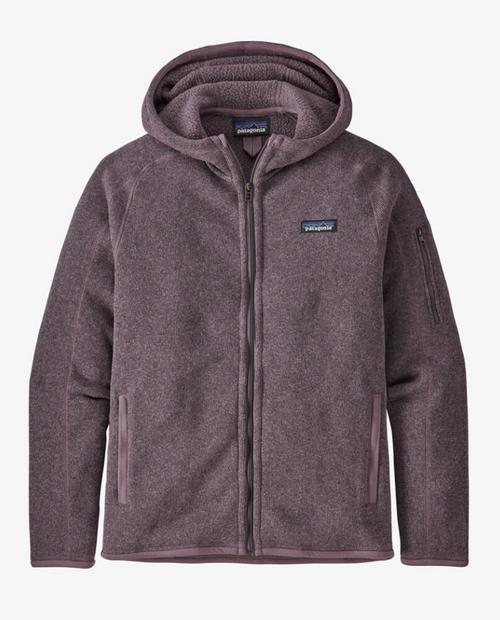 Womens Better Sweater Hoody