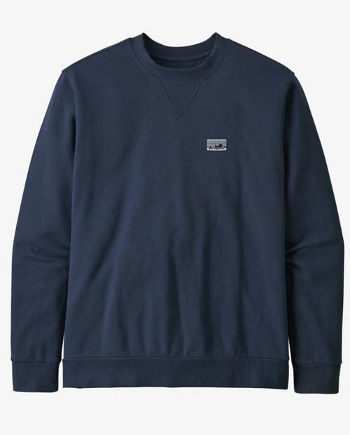 Mens Regenerative Organic Certified Cotton Crewneck Sweatshirt