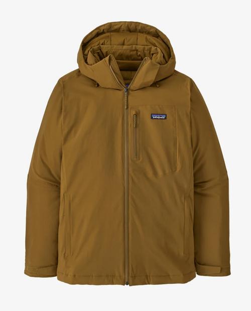 Mens Insulated Quandary Jacket