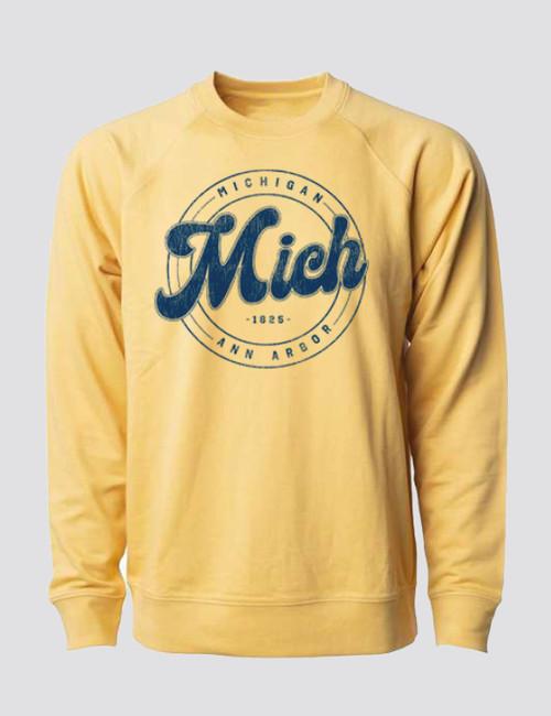 Michigan Vintage Sweatshirt