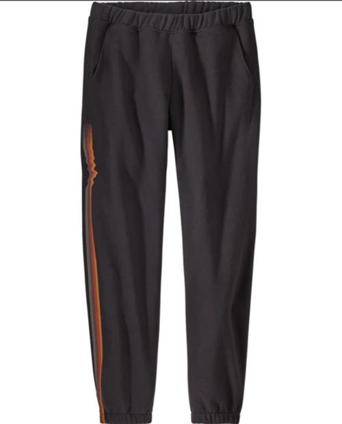 Womens Ridge Rise Stripe Uprisal Sweatpants