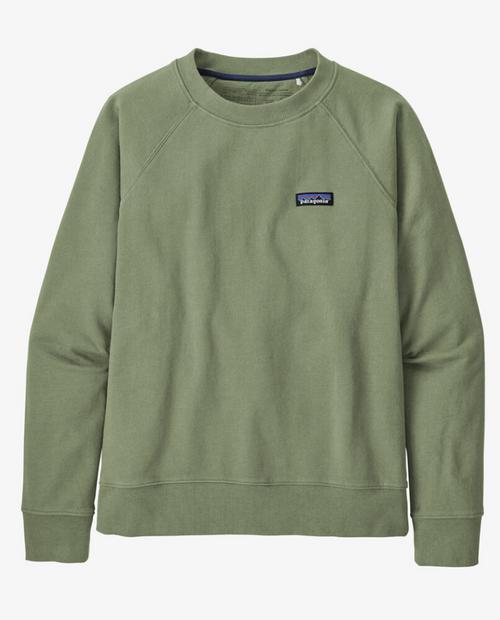 Womens P-6 Label Organic Crew Sweatshirt