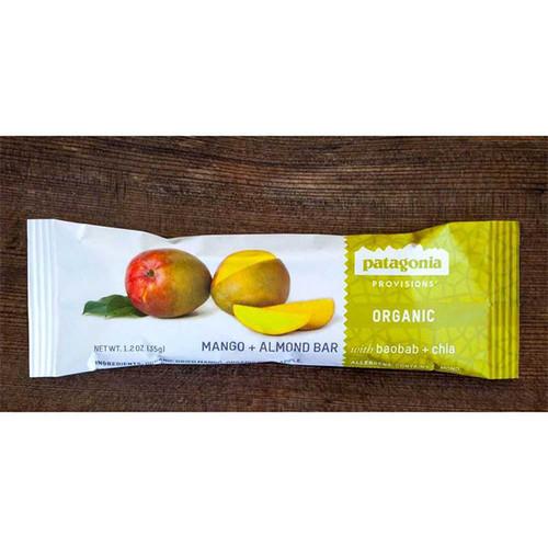 Fruit + Almond Bar
