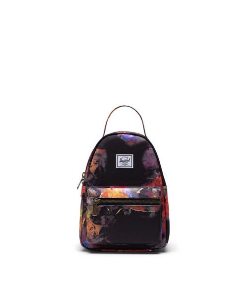 Nova Mini Backpack in Watercolor Floral