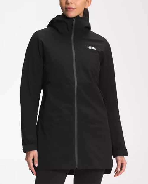 Womens Thermoball Eco Triclimate Parka