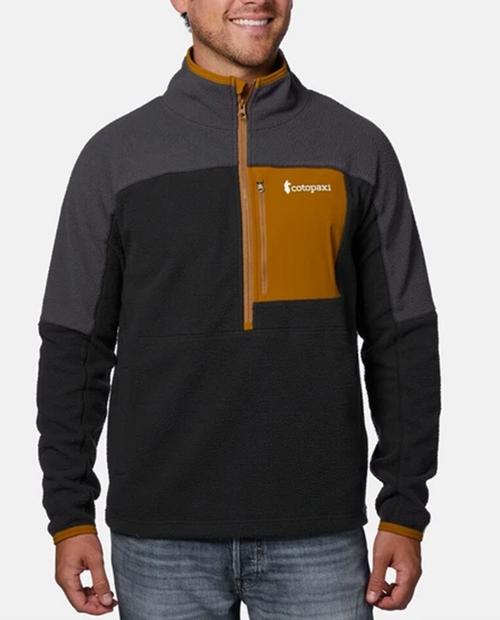 Mens Abrazo Half-Zip Fleece Jacket - PAST SEASON