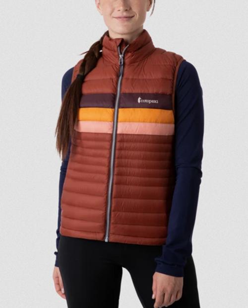 Womens Fuego Down Vest