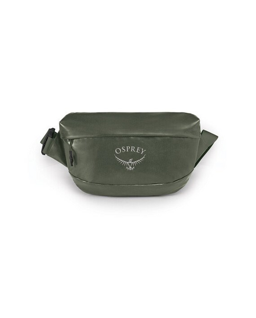 Transporter Waist Pack in Haybale Green