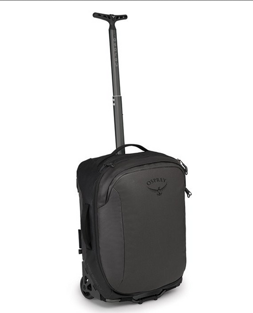 Transporter Wheeled Carry On 38 in Black