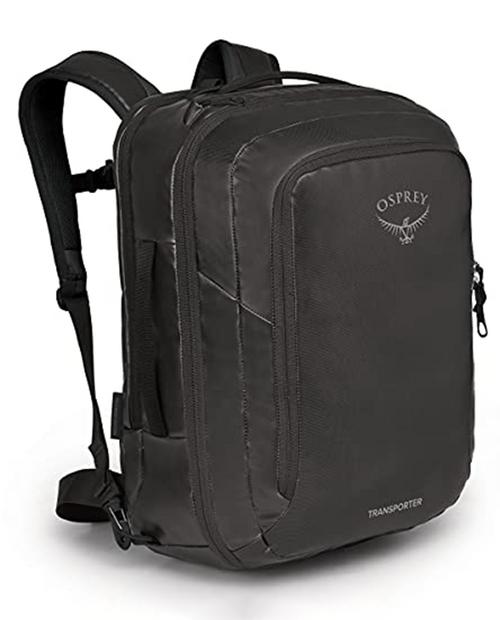 Transporter Global Carry On Bag 36 in Black