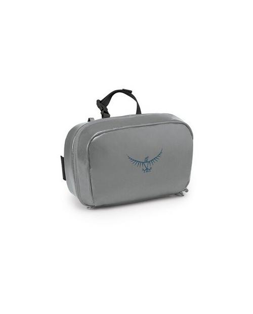 Toiletry Kit Transporter in Smoke Grey