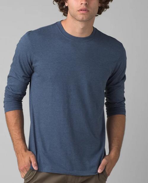 Mens prAna LS T-Shirt