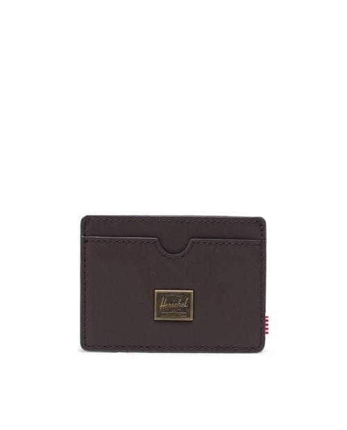 Charlie Leather RFID in Brown