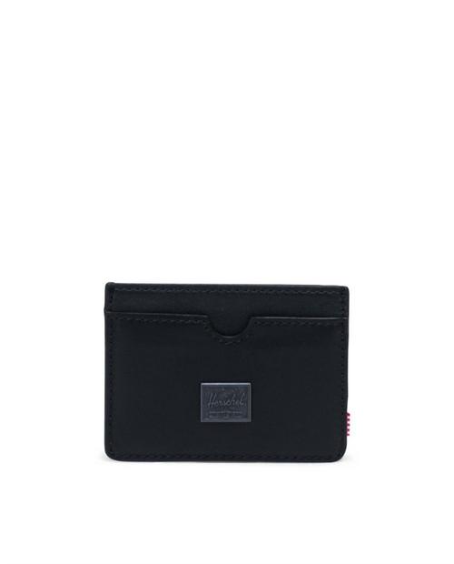 Charlie Leather RFID in Black