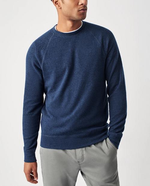 Mens Legend Sweater Crew