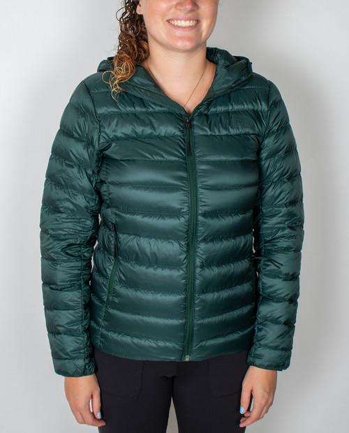 Womens Sierra Peak Hooded Jacket