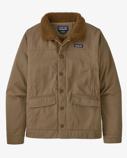 Mens Maple Grove Deck Jacket
