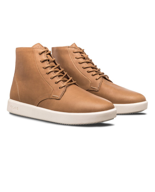 CLAE Unisex Gibson in Doe Leather