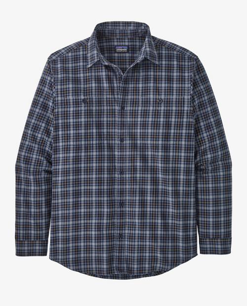 Mens L/S Pima Cotton Shirt