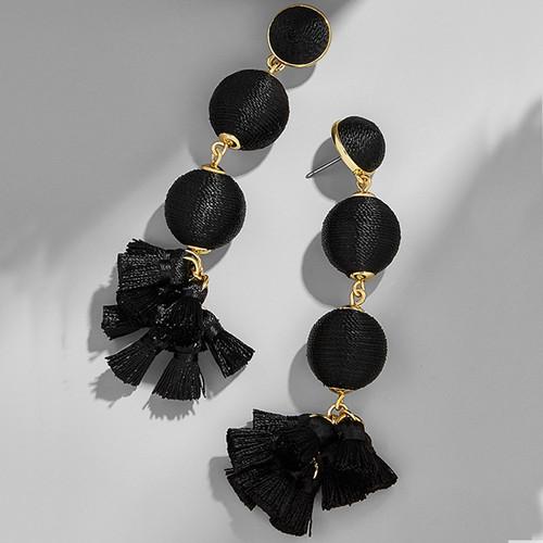 Tango Ball Drop Earrings