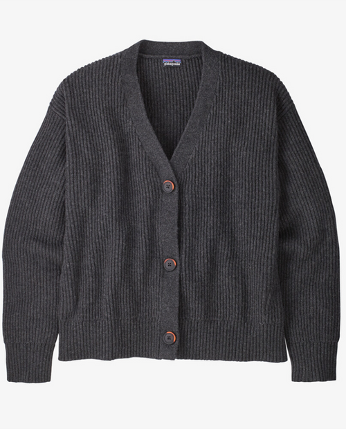 Womens Recycled Wool Cardigan