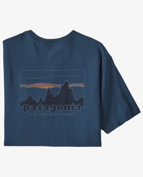 Mens '73 Skyline Organic T-Shirt