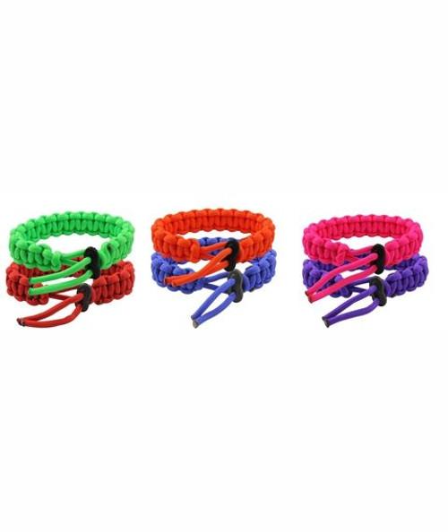 Contoured Toggle Cobra 1-Color Bracelet