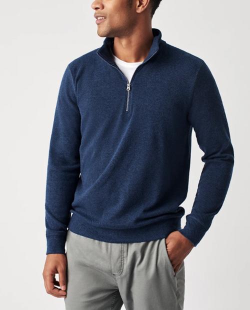 Mens Legend Sweater Quarter Zip