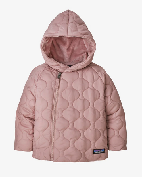Baby Quilted Puff Jacket