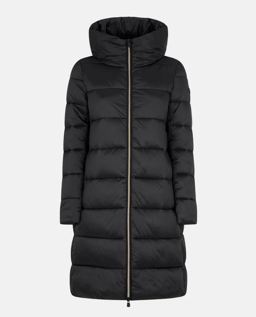 Womens Lysa Hooded Coat