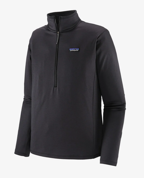 Mens R1 Daily Zip Neck