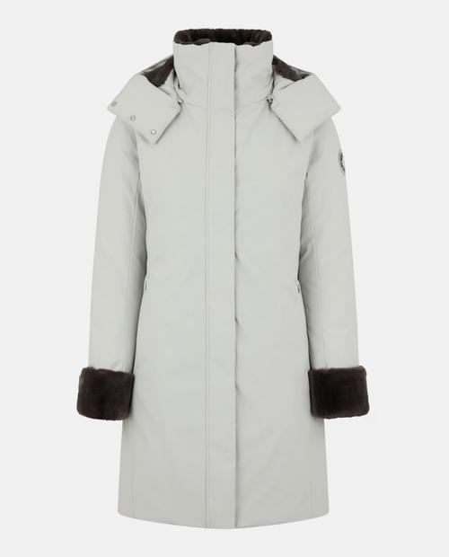 Womens Samantah Hooded Jacket