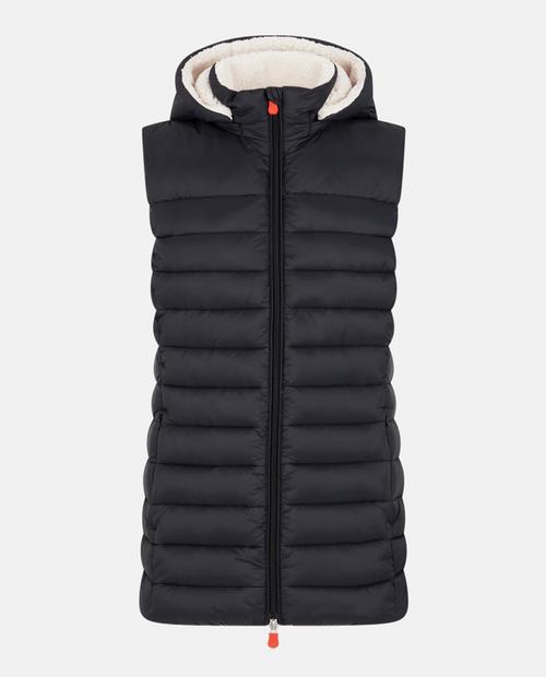 Womens Margareth Hooded Vest