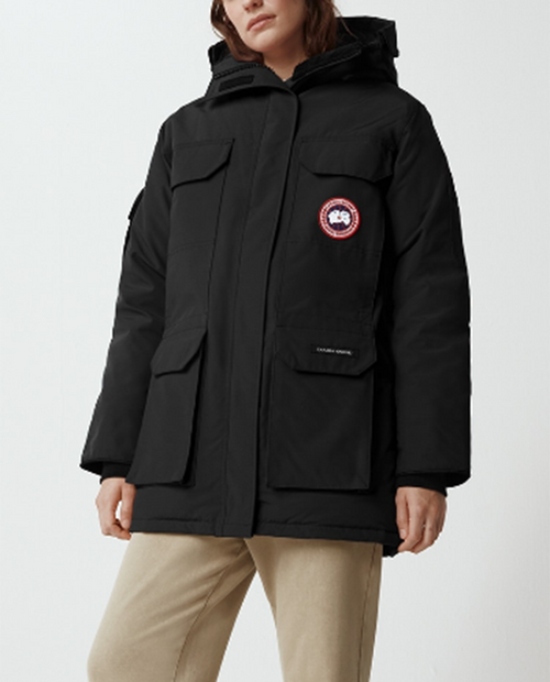 Womens Expedition Parka