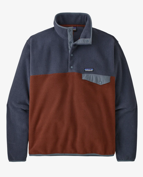 PATAGONIA Men's LW Synch Snap T Pull Over
