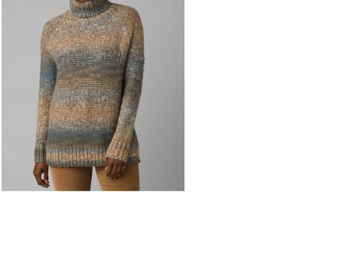 Womens Autum Rein Sweater Tunic