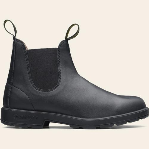 Vegan Chelsea Boots in Black