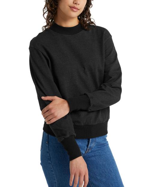 Women Central LS Sweatshirt