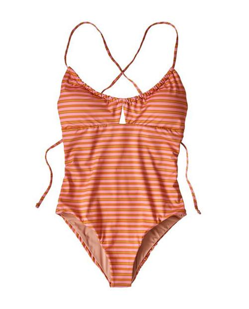 Womens Glassy Dawn 1pc Swimsuit