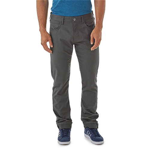 Mens Performance Twill Jeans Long